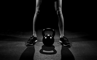 Kettle Bell Ready © Mark