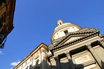 Historische Architektur inTurin