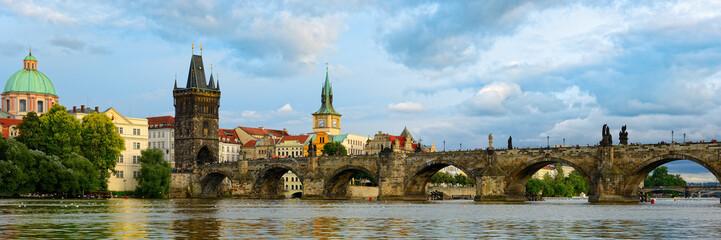 Prague ,Charles bridge