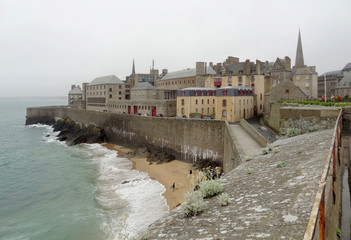 around Saint-Malo
