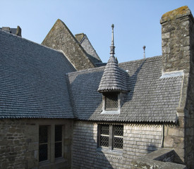 roofs at Saint-Malo