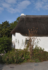 Old English village near Cardiff