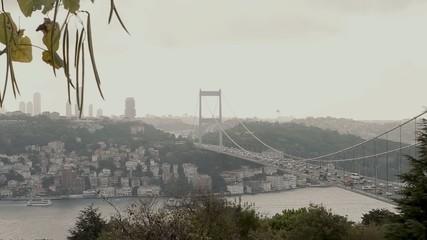Istanbul Bosphorus / Air Pollution 2