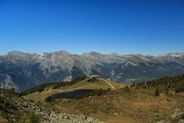 Lac Noir in Valais