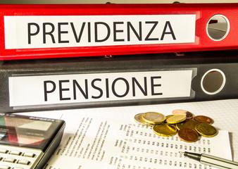Previdenza, pensione (assicurazione)