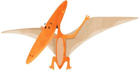 ptérodactyle pour enfant
