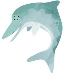 ichtyosaure pour enfant