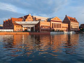 Baltic Philharmonic Orchestra, Gdansk, Poland