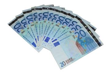 twenty euro banknotes series