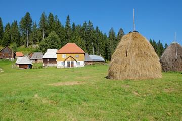 Kamena Gora Village, Serbia