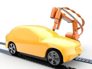 Fahrzeugproduktion