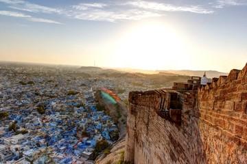 Fortification Jodhpur Inde