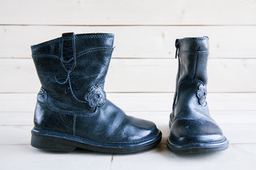 Childrens boots