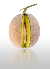 Honeydew Melon slice