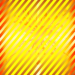 Yellow background with stripe pattern