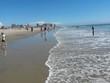 canvas print picture - Spiaggia a Coronado