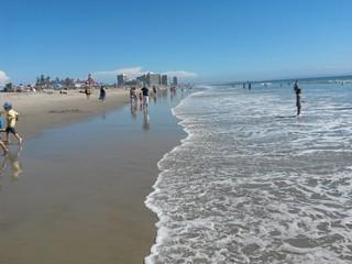 Spiaggia a Coronado