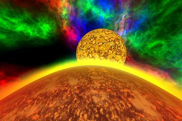 Stranger planets