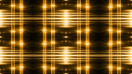 abstract loop motion background,  gold light