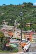 Aussicht auf Portofino