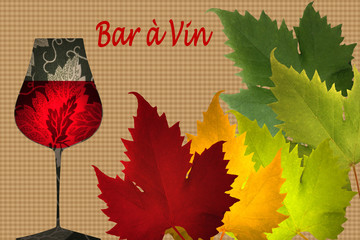 Bar à Vin - Vin Rouge