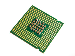 Oblique CPU