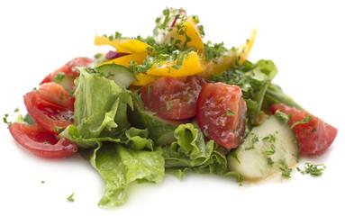 Vegetable mix salad