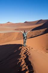 Escursione sulle dune