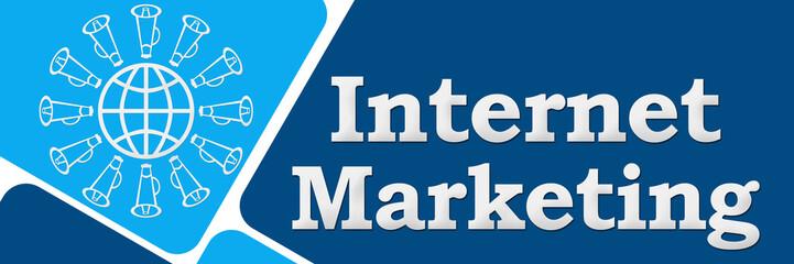 Internet Marketing Blue