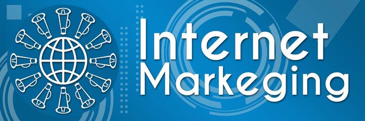 Internet Marketing Technology Background