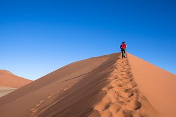 Trekking sulle dune
