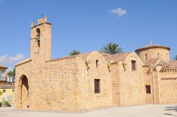 Christian Orthodox  Church, Cyprus