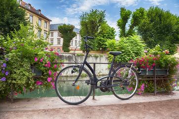 bike in France Comar