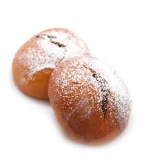 buns with jam