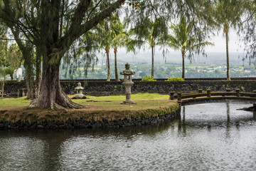 The Gardens in Hilo, Hawaii