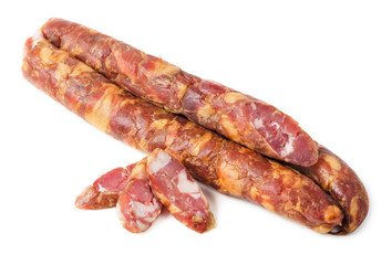 Dry cured sausage