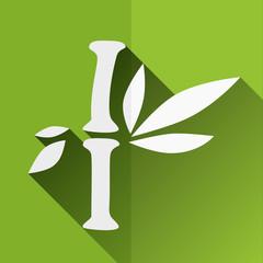 bamboo flat icon