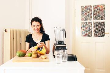 Gesunde Ernährung - Smoothie