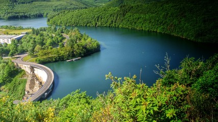 Stausee - Luxembourg...