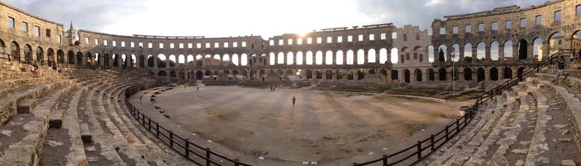 Panorama koloseum