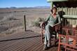 Africa safari in Namibia