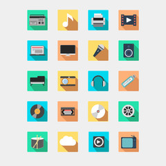 Icons Graphic pack