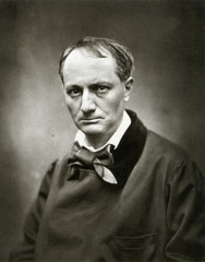 Charles Baudelaire, French poet (Étienne Carjat, 1878)