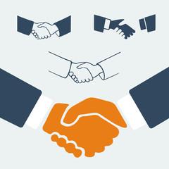 Symbol set handshake