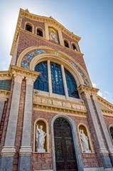 Santuario della Madonna Nera di Tindari,Messina.