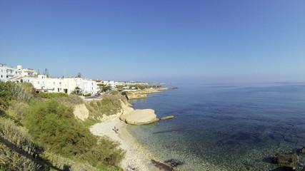 Морское побережье. Херсониссос, остров Крит.