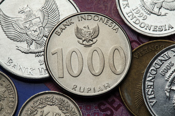 Coins of Indonesia