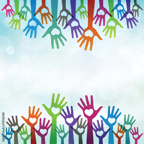 Charity and Relief Work - 70765048