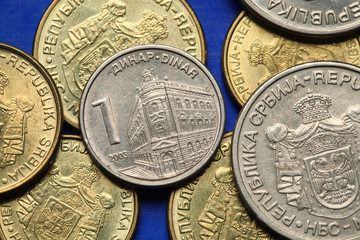 Coins of Serbia