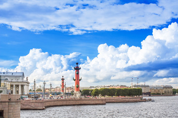 Saint-Petersburg, Vasilevsky Island ю